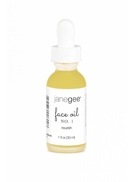 janegee Face Oil No.1
