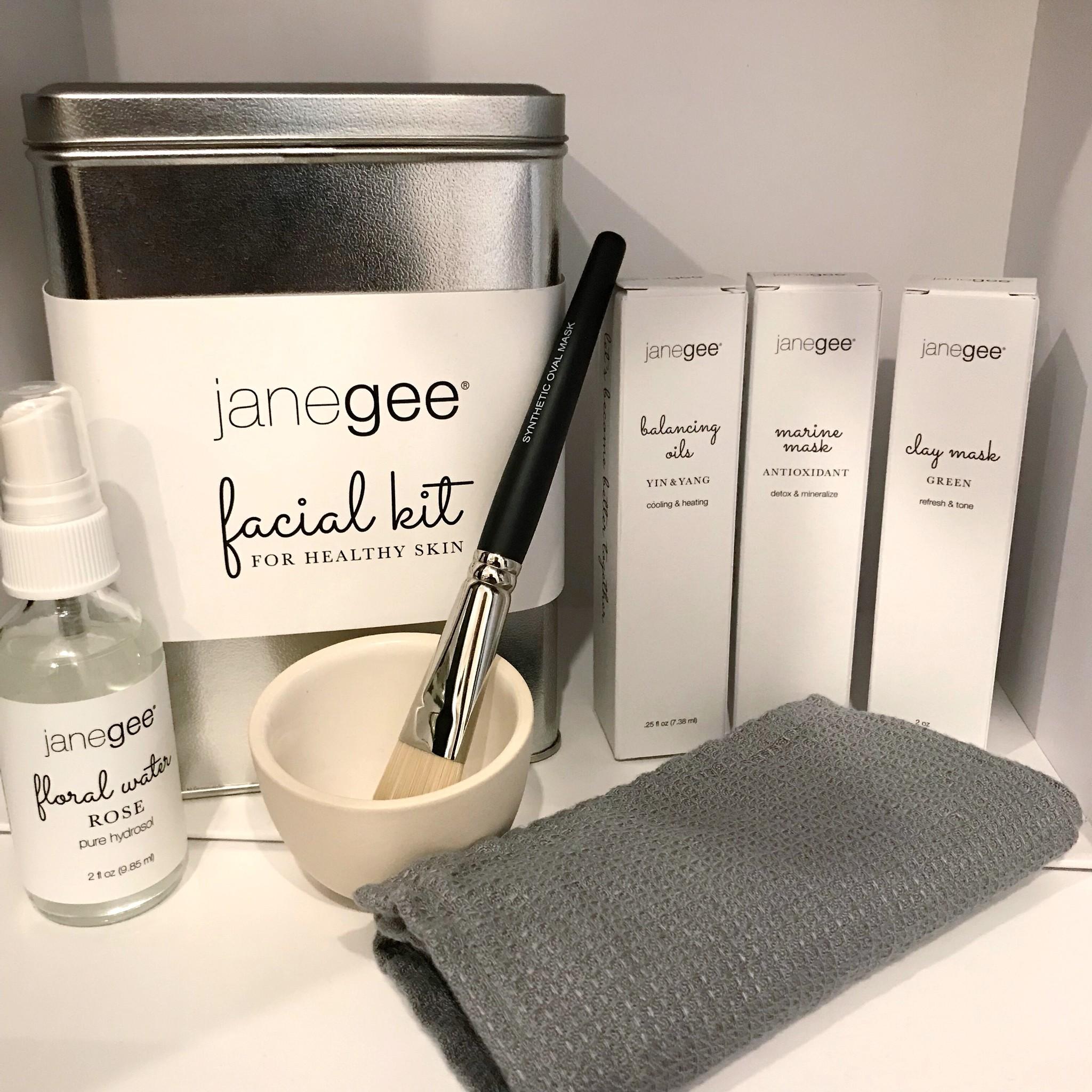 janegee Facial Kit