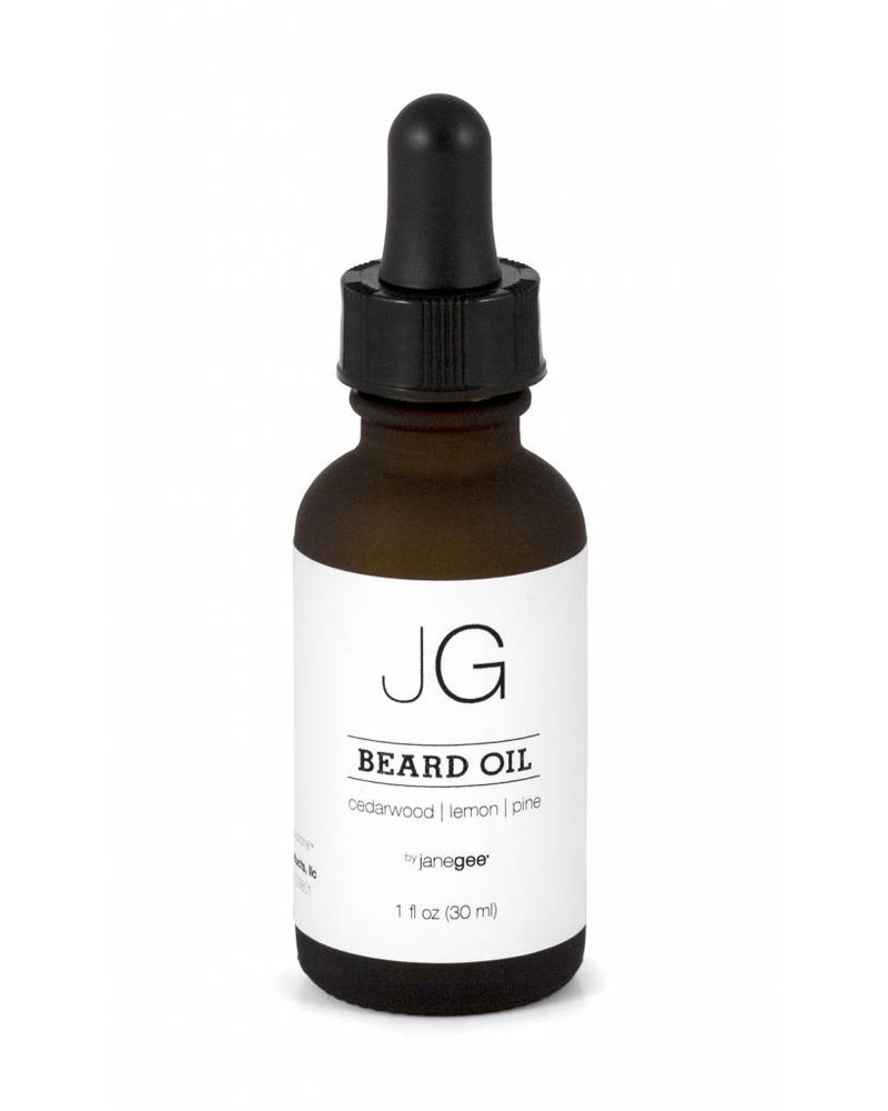 JG Beard Oil