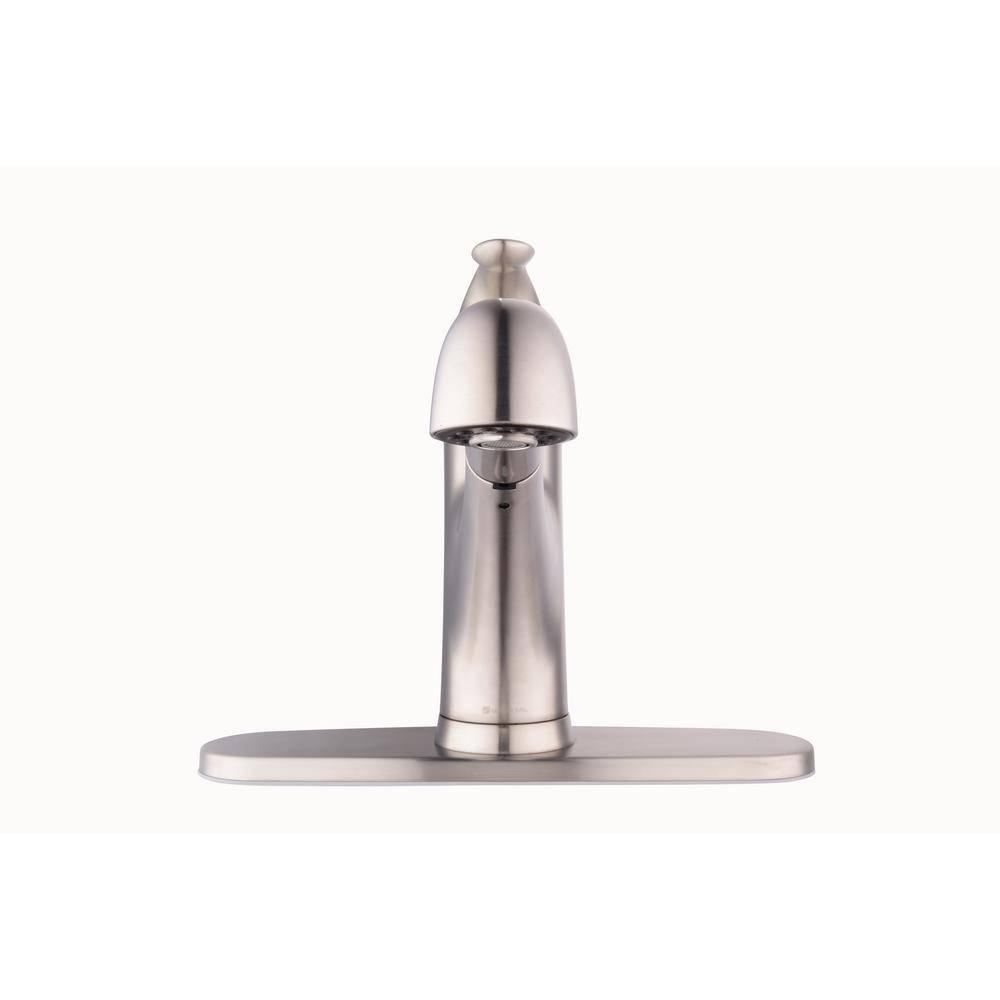 Glacier Bay Kitchen Faucets Glacier Bay Glacier Bay Market Single Handle Pull Out Sprayer