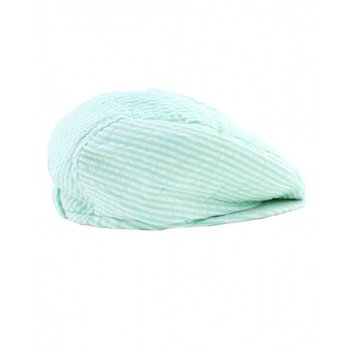 Rugged Butts Mint Seersucker Divers Cap