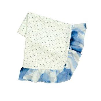 Haute Baby Summer Song Receiving Blanket