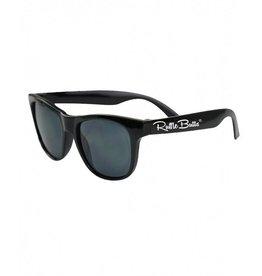 Rugged Butts Black Wayfarer Sunglasses