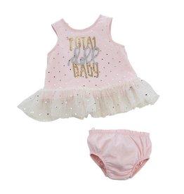 Mud Pie Total Doll Baby Dress