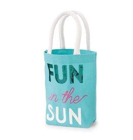 Mud Pie Fun In The Sun Mini Tote Bag