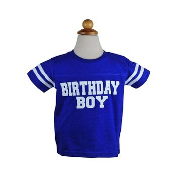 Lil Gents Blue Birthday Boy