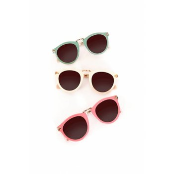 Mae Li Rose Aviator Arrowv Shades