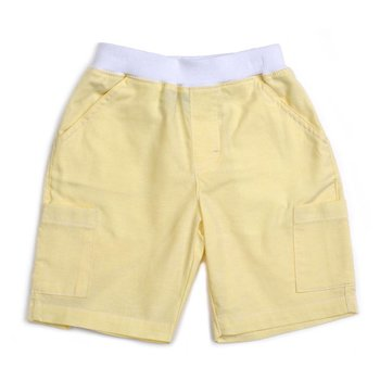 Kapital K Lemon Chambray Shorts