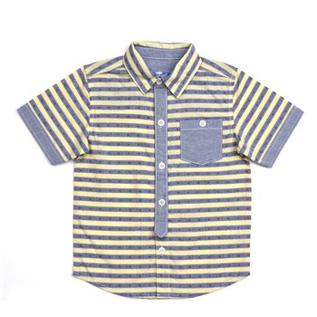 Kapital K Lemon Chambray Shirt