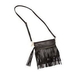 Bari Lynn Fringe Bags