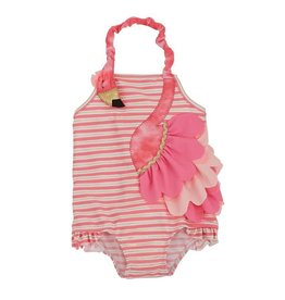 Mud Pie Flamingo Swimsuit