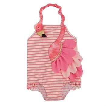 Mud Pie Flamingo Swimsuit
