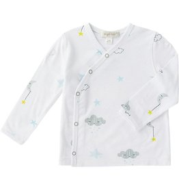 Angel Dear Starry Nights Kimono Two Piece