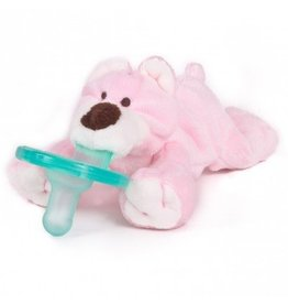 WubbaNub Pink Bear WubbaNub