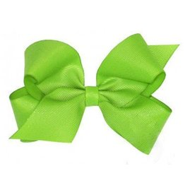 Wee Ones Large Green Glitter Bow