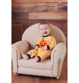 Wally & Willie Long Sleeve Halloween Romper