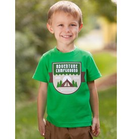 Wally & Willie Adventure Campground Shirt