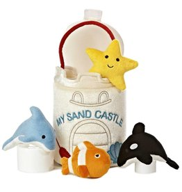 Aurora Sand Castle Purse