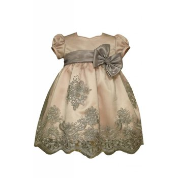 Bonnie Baby Canterbury Tales Tulle Dress