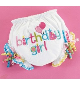 Mud Pie Birthday Girl Corkscrew Bloomers