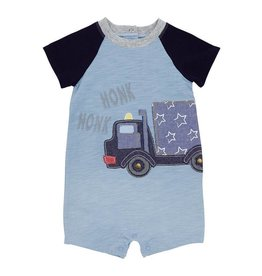 Mud Pie Honk Truck Shortall