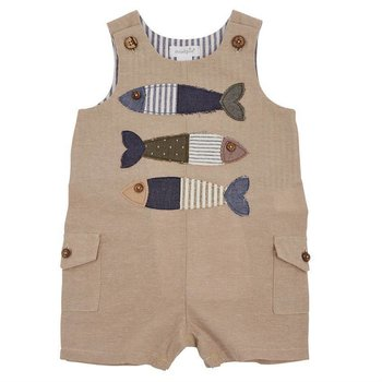 Mud Pie Fish Shortall