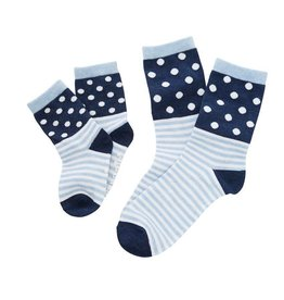 Mud Pie Daddy and Me Sock Set