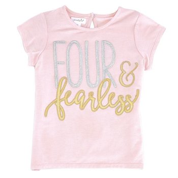 Mud Pie Four and Fabulous Shirt