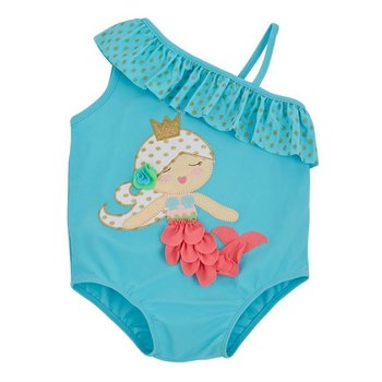 Mud Pie Mermaid One Piece Swimsuit