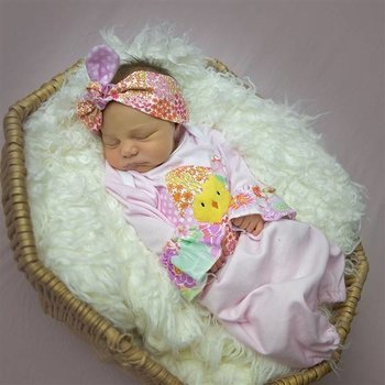 Haute Baby Chickie Baby Girl