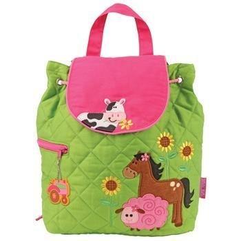 Stephen Joseph Girl Farm Backpack