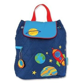 Joseph Stephen Space Quilted Backpack