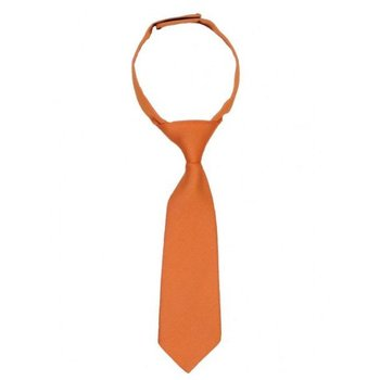 Rugged Butts Orange Tie