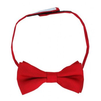 Rugged Butts Red Bow Tie