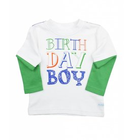 Rugged Butts Birthday Boy Tee