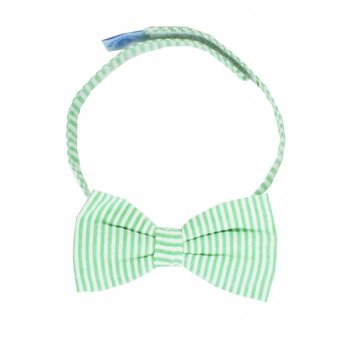 Rugged Butts Green Seersucker Rugged Butts Bowtie