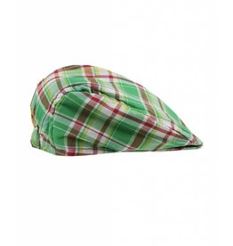 Rugged Butts Red Green & Yellow Plaid Drivers Cap