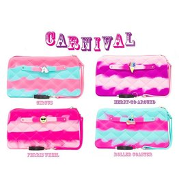 American Jewel Carnival Collection Yummy Glow and Dark Wristlets