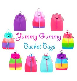 American Jewel Yummy Gummy Bucket Bag