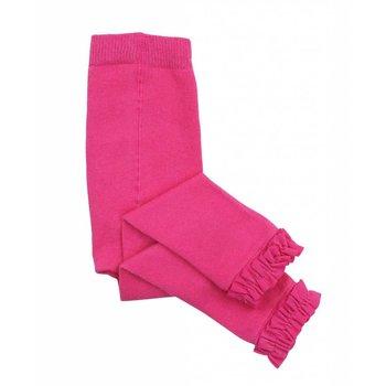 Ruffle Butts Barbie Pink Ruffle Tights