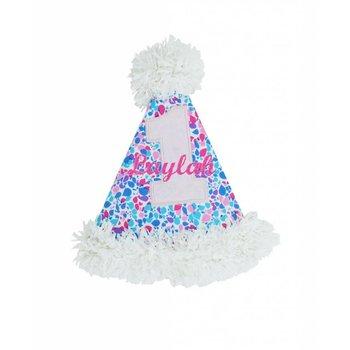 Ruffle Butts Flutter Birthday Hat