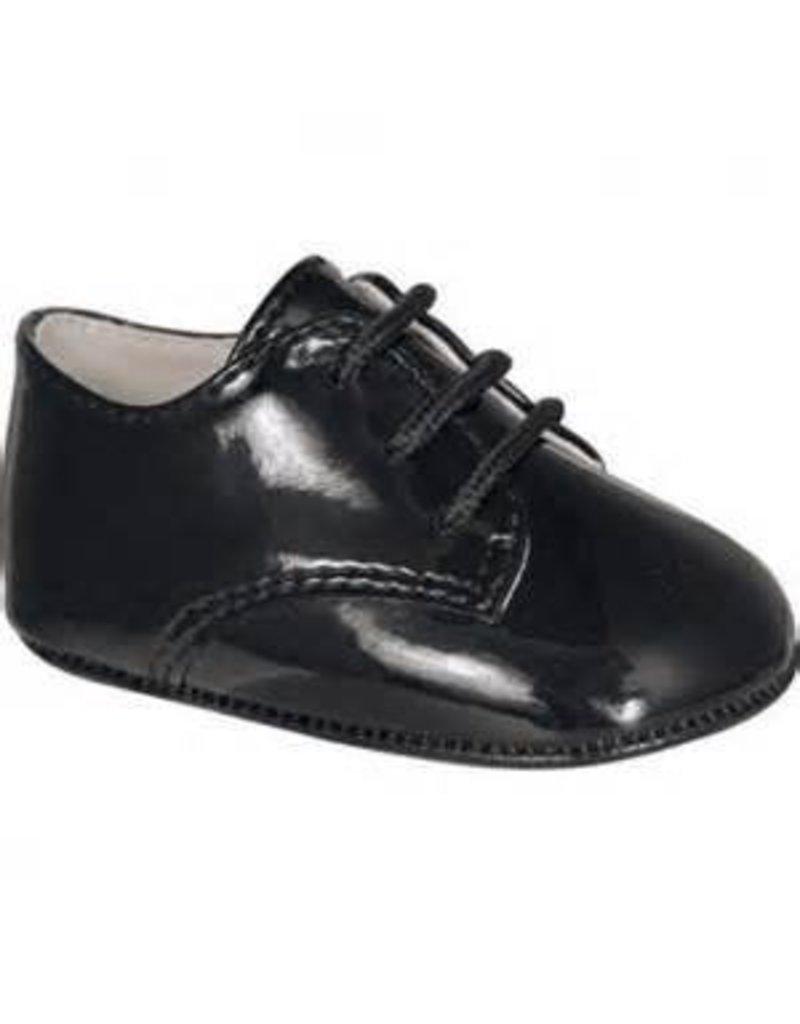 Baby Deer Black Dress Shoes