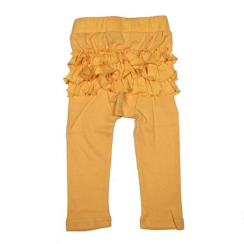 Rocking Baby Yasmin Yellow Frill Legging