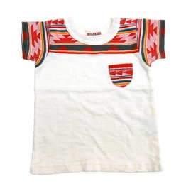 Bit'z Kids Red Tribal Tee