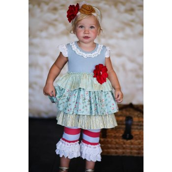 Giggle Moon Book Of Life Maddison W/Ruffle Pants