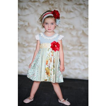 Giggle Moon Book Of Life Lynda Lou Dress
