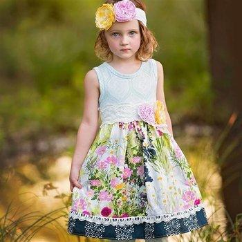 Haute Baby Kaylee's Bouquet Dress