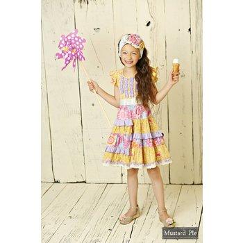 Mustard Pie Mckenna Dress Summer Magnolia
