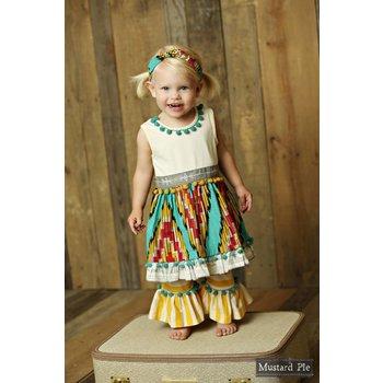 Mustard Pie Sundun Olivia Dress Set