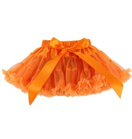 June Bird Orange Petti Skirt
